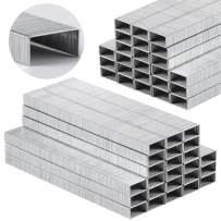 Mr. Pen- Staples for Stapler, 10000 Staples, 1/4 inch Staples, 20 Sheet Capacity (26/6), Standard Staples, Staples Office Supply, Office Staples, Jam Free, Staples Standard, Staples Refill, One Touch