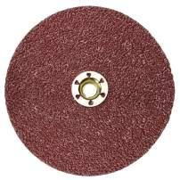 3M Cubitron II Fibre Disc 982C, 80+, 5 in x 7/8 in, Die 500P