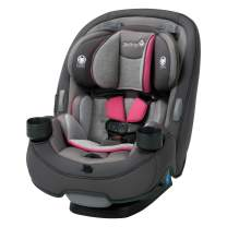Safety 1st Grow and Go 3-in-1 Car Seat, Everest Pink