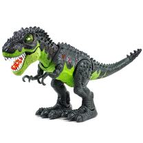 Toysery Kids Dinosaur Toys - Tyrannosaurus T-Rex Walking Dinosaur Toy for Boys Girls with Lights and Realistic Sounds, Battery Operated Color May Vary