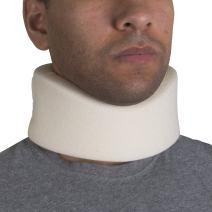 "OTC Cervical Collar, Soft Foam, Neck Support Brace, Small (Narrow 2.5"" Depth Collar)"