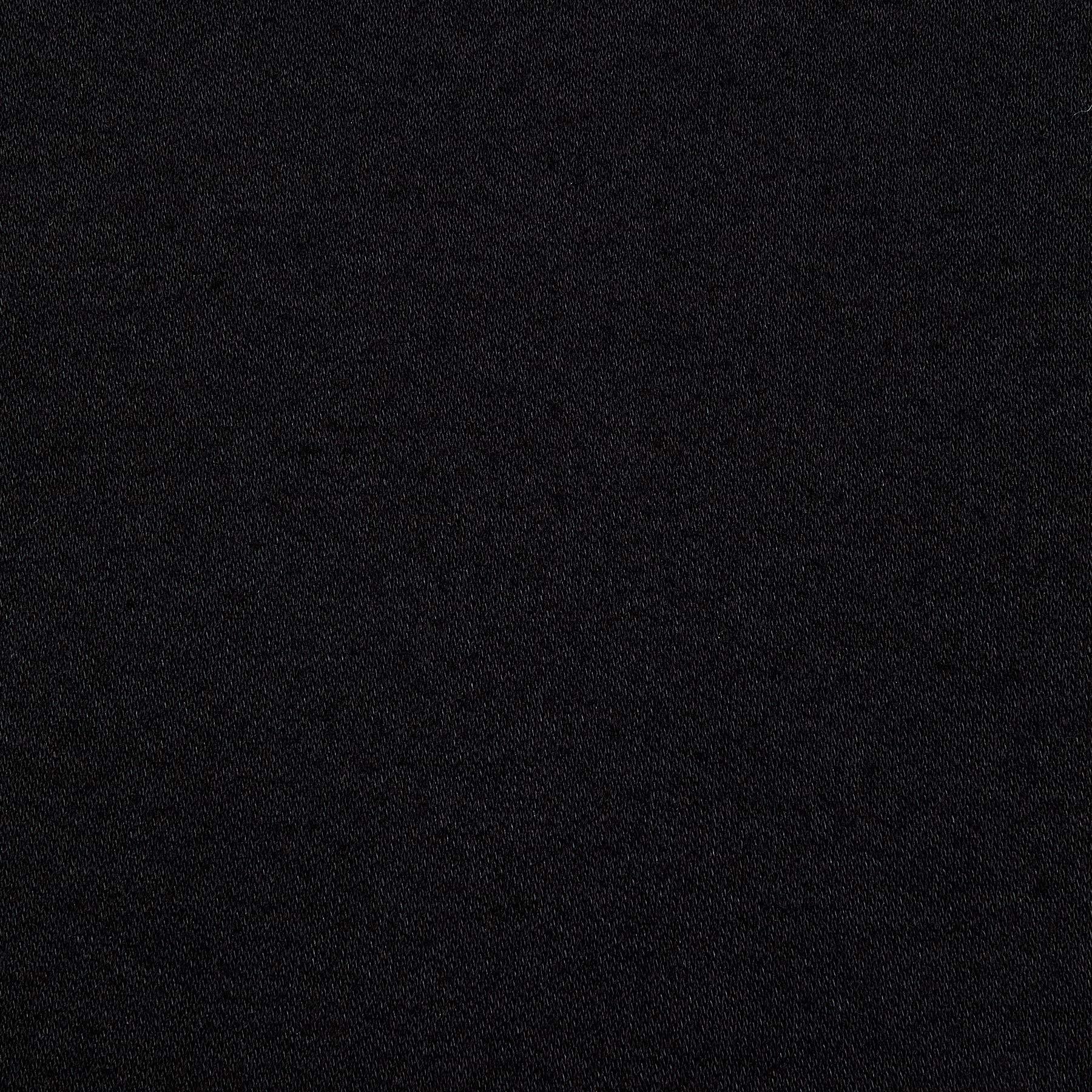 Richland Textiles Interlock Knit Black Fabric By The Yard