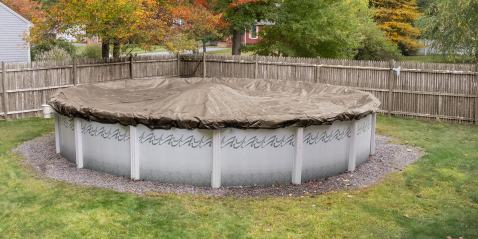 18 ft Pool Robelle 10-Year Dura-Guard Mesh Round Winter Pool Cover