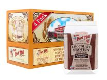 Bob's Red Mill Chocolate Protein Powder Nutritional Booster, 32 Ounce (Pack of 4)