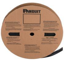 Panduit HSTT09-CC Thin Wall Polyolefin Heat Shrink, 0.09-Inch, Clear
