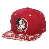 NCAA Zephyr Men's Makai Snapback Hat
