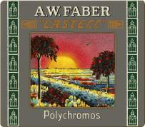 Faber Castell Limited Edition 111th Anniversary - Tin of 24 Polychromos Artists' Pencils