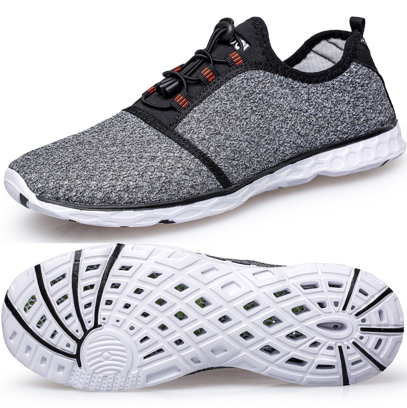 TIANYUQI Women's Mesh Slip On Water Shoes