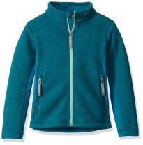 Spyder Girl's Encore Fleece Jacket – Kids Full Zip