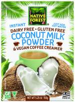 Native Forest Coconut Milk Powder, 5.25 Ounce Bags (Pack of 6)