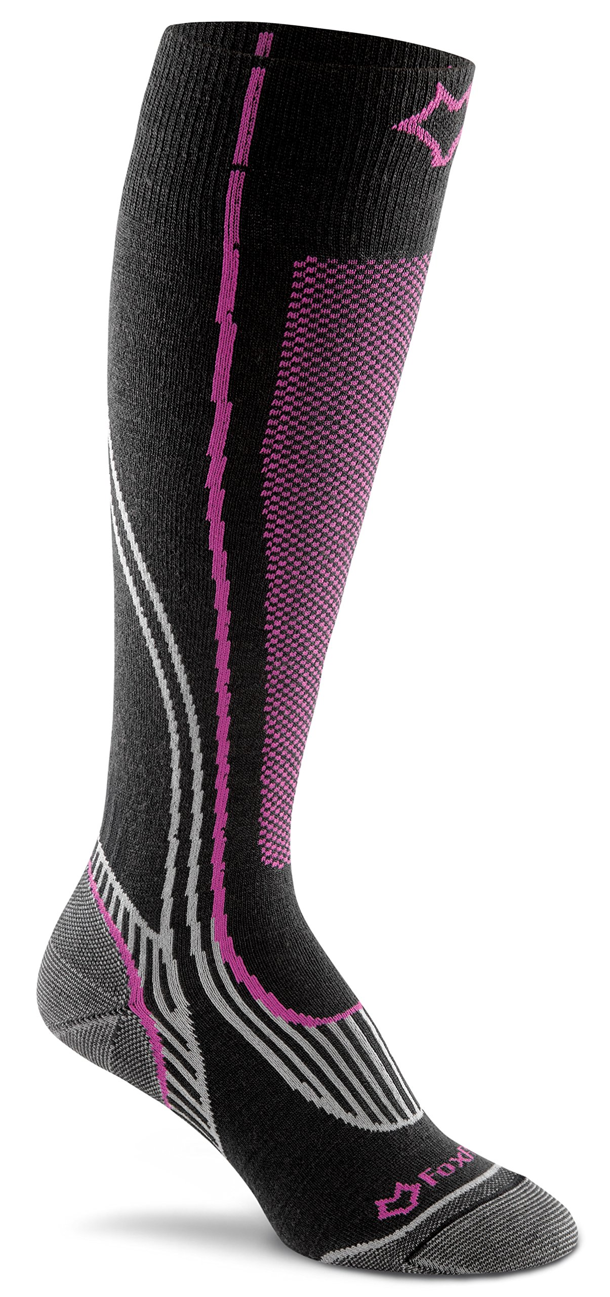 FoxRiver Sugarloaf Ultra Lt Wt Over-the-calf skiing-socks