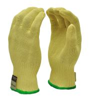 G & F 1678L Cut Resistant Work Gloves, 100-Percent Kevlar Knit Work Gloves, Make by DuPont Kevlar, Protective Gloves to Secure Your hands from Scrapes, Cuts in Kitchen, Wood Carving, Carpentry and De