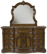 Pulaski San Mateo Dresser  (Mirror Not Included)