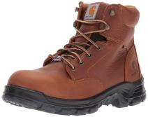 "Carhartt Men's CMZ6340 MadeInUSA 6"" CompToe Work Boot"