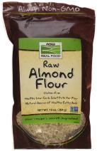 NOW Foods, Almond Flour with Essential Fatty Acids, 5 g Carbs per Serving, 10-Ounce