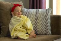 """Higher Comfort Luxuriously Soft Baby Blanket - Youthful Yellow - 30"""" x 40"""" - Super Soft & Great Gift for Baby Shower"""