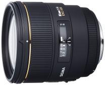 Sigma 85mm f/1.4 EX DG HSM Large Aperture Medium Telephoto Prime Lens for Canon Digital SLR Cameras