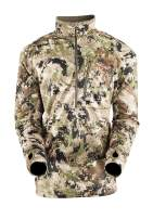 SITKA Gear Men's Traverse Zip-T Abrasion-Resistant Mid-Layer Camo Long Sleeve Hunting Pullover