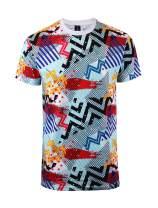Screenshotbrand Mens Hipster Hip-Hop Premium Tee - Stylish 80's Classic Retro Print T-Shirt