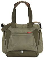 Skip Hop Baby Bento Meal-to-Go Diaper Bag, Olive (Discontinued by Manufacturer)
