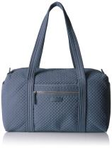 Vera Bradley Women's Microfiber Small Travel Duffle