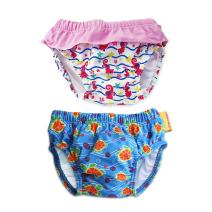 Cheekaaboo Adjustable and Reusable Swim Pants for Baby and Toddler, 0-30 Months
