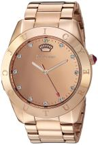 Juicy Couture 1901501 22mm Couture Connect Rose Gold Rose Gold Watch Bracelet