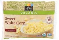365 Everyday Value, Organic Sweet White Corn, 16 oz, (Frozen)