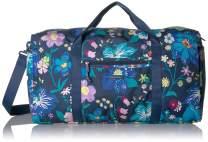 Vera Bradley Women's Lighten Up Large Travel Duffle Bag