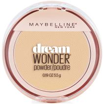 Maybelline New York Dream Wonder Powder Makeup, Light Ivory, 0.19 oz.