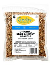 GERBS Original Seed n' Honey Granola, 64 ounce Bag, Top 14 Food Allergy Free, NON GMO