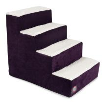 Step Portable Pet Stairs by Majestic Pet Products Villa Aubergine Steps for Cats and Dogs