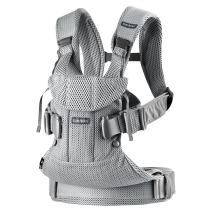 BABYBJÖRN Baby Carrier One Air, 3D Mesh, Silver