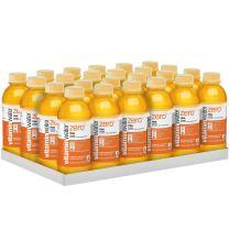 vitaminwater zero rise, electrolyte enhanced water w/ vitamins, orange drinks, 16.9 Fl Oz (Pack of 24)