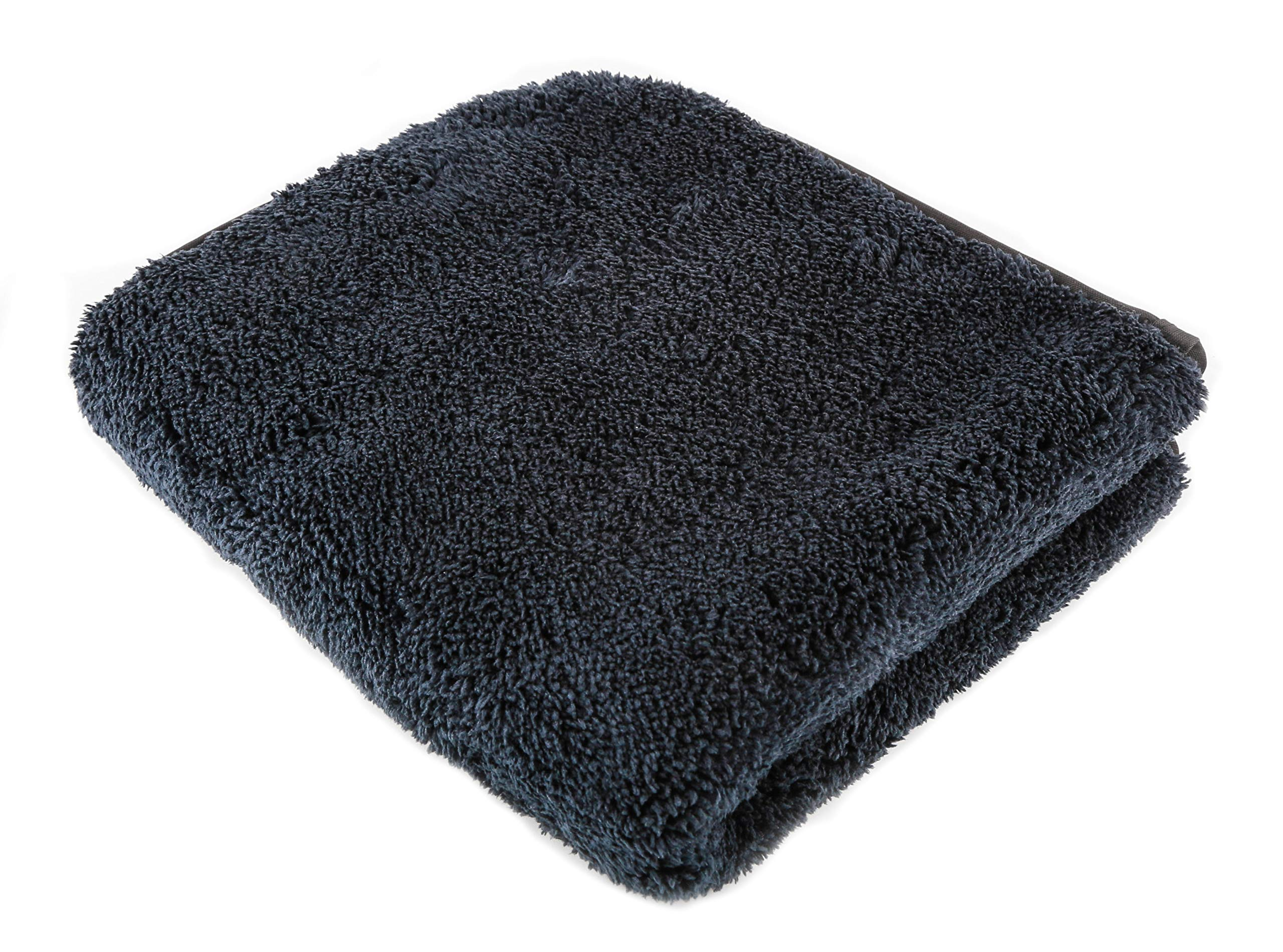 """SGCB 16""""x16"""" Microfiber Towel for Cars, 1200GSM Car Wash Drying Towel Dual Layer Thick Plush Car Cleaning Detailing Towel Lint Streak Free Super Absorbent Car Polishing Towel for Wax Water Dust Remove"""