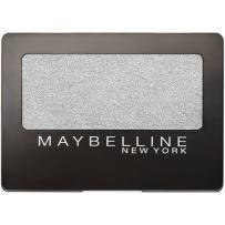 Maybelline New York Expert Wear Eyeshadow, NY Silver, 0.08 oz.