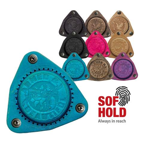 SofHold Gun Magnet Mount - Magnetic Holder for Car, Home and Play. Made in The USA