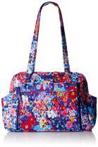 Vera Bradley Stroll Around Baby Shoulder Bag, Impressionista, One Size