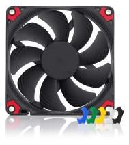 Noctua NF-A9x14 HS-PWM chromax.Black.swap, Premium Quiet Slim Fan, 4-Pin (92x14mm, Black)