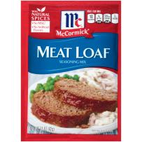 McCormick Classic Meat Loaf Seasoning Mix Packet, 1.5 oz (Pack of 12)