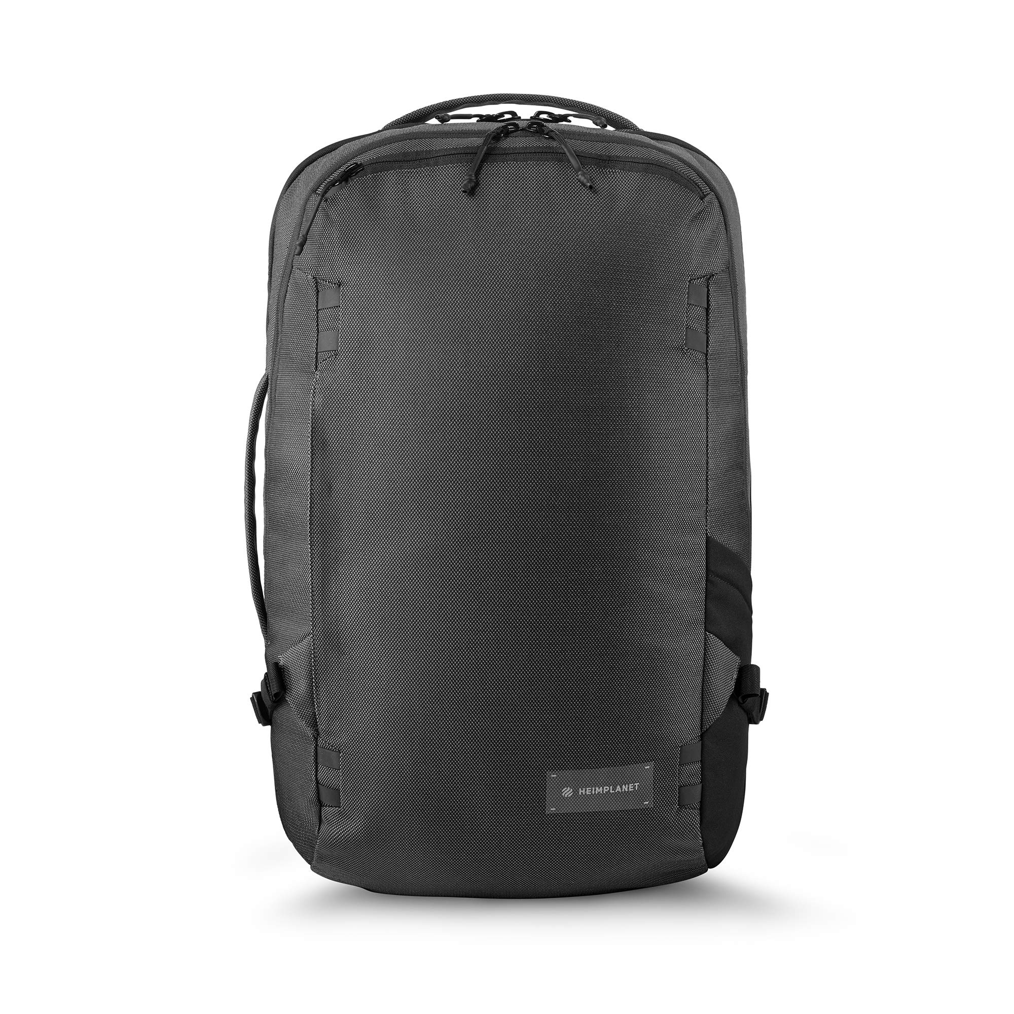 HEIMPLANET Original | Transit Line TRAVEL PACK | 34l Backpack waterproof backpack | Incl. Laptop Compartment & Clamshell Opening