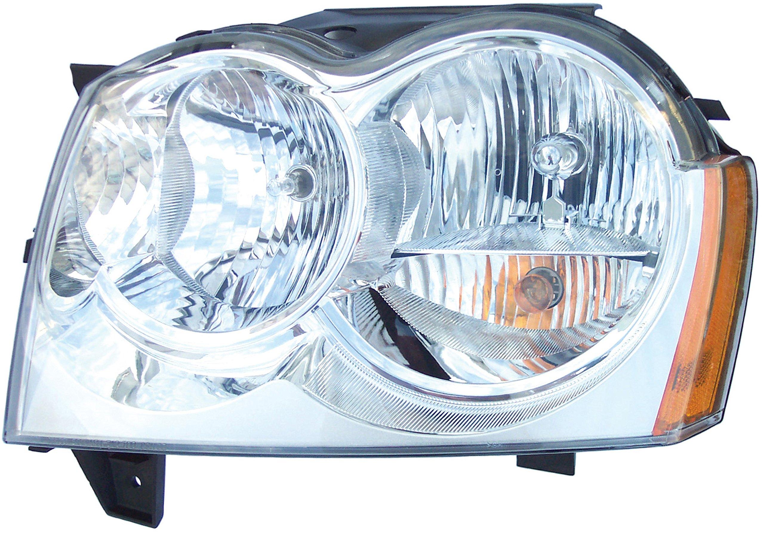 Dorman 1591006 Driver Side Headlight Assembly For Select Chevrolet Models