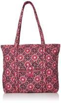 Vera Bradley Women's Signature Cotton Vera Tote Bag