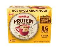Krusteaz Protein Banana Nut Muffin Mug, 9.2 OZ