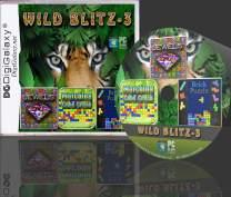 WildBlitz - Cube Crush, Jewel Blast, Brick Puzzle (Board Puzzle Game) (PC Game)(Windows10 compatible)
