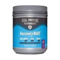 Vital Proteins Recovery BCCA Powder -8g BCAAs, 5g Essential Amino Acids, 20g of Collagen (Lemon Grape)