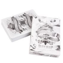 Ellusionist Arcane Playing Card Deck - White