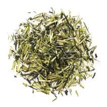 Kukicha Japanese Green Tea - Karigane Twig Tea From Japan - Carefully Blended With Sencha - Grade Karigane - Loose Leaf 100g 3.5 Ounce