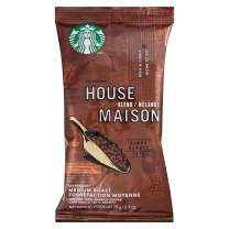 Starbucks House Blend Portion Pack, 72 Individually Wrapped Packs of 2.5 oz. (180 total oz.)
