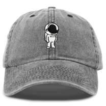DALIX Astronaut Hat Galaxy Spaceman Baseball Caps for Men Women